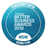 Better Business Awards 2019